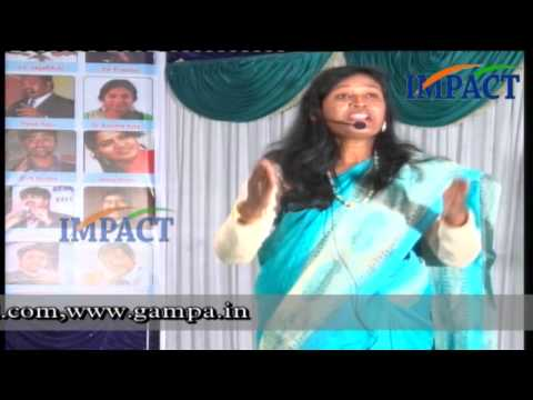 Be Happy Make Happy|Kavitha|TELUGU IMPACT Nizamabad 2017