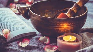 Tibetan singing bowls | Body damage repair | 285hz | Deep Meditation | Heal body organs