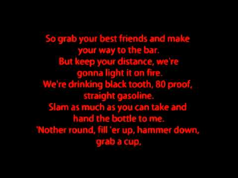 Nickelback - Bottoms Up lyrics (NEW 2011)