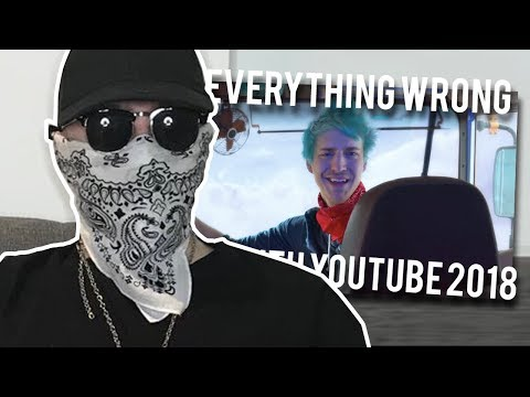 EVERYTHING WRONG WITH YOUTUBE 2018 (Ft. Memeulous)