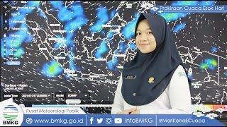Prakiraan Cuaca BMKG Senin 2 Agustus 2021: DKI Jakarta Berpotensi Hujan yang Disertai Kilat