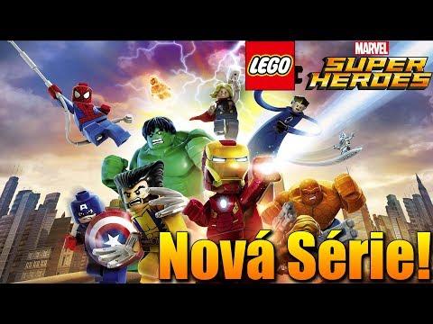 NOVÁ LETNÍ LEGO SÉRIE!