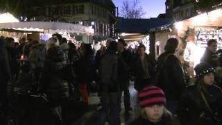 preview picture of video 'Christmas Market Lörrach 2013'