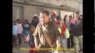 preview picture of video 'Peregrinación de Guanajuato en Atlatlahuca 2013'