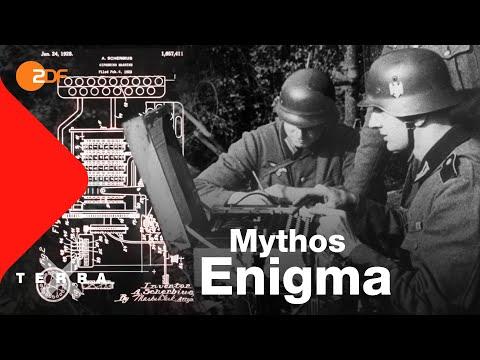 Enigma – Die legendäre Chiffriermaschine der Deutschen | Terra X