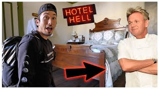 "Staying At Gordon Ramsay's ""Hotel Hell""... (Murphy's Historic Hotel)"