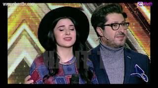 X Factor4 Armenia 4 Chair Challenge Girls Mane Baghdasaryan Bruno Mars–Grenade