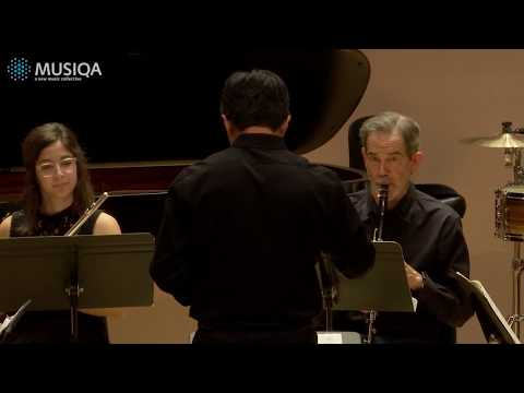 "Musiqa Concert: ""Crossings"" by Pierre Jalbert"