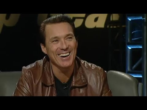 Martin Kemp interview and lap   Top Gear   Series 3   BBC