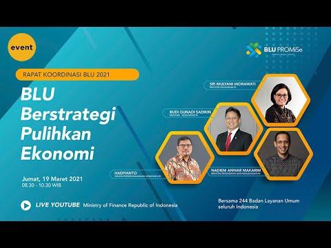 BLU Berstrategi Pulihkan Ekonomi