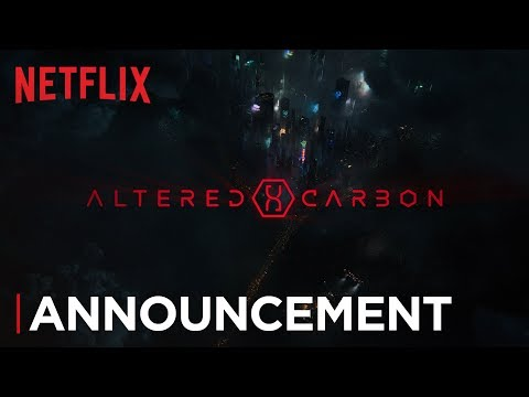 New Stacks. New Sleeves. Familiar Faces. Altered Carbon Season 2 is now in production.