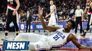Joel Embiid Reportedly