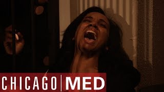 Robyn Charles' Psychosis   Chicago Med