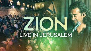 ZION (Live in Jerusalem) Aaron Shust