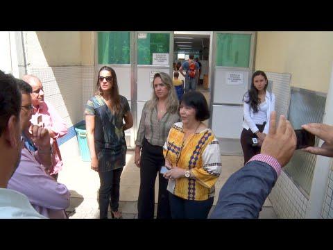 Vereadores de Nova Friburgo fazem vistoria no Hospital Municipal Raul Sertã