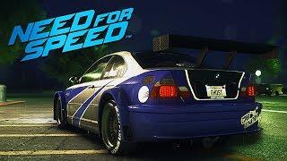 #1 | Начало прохождения! Легенда навсегда со мной! Need For Speed 2015