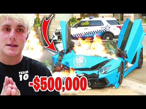 Top 5 Most EXPENSIVE Things YouTubers Have Destroyed! (Guava Juice, Roman Atwood, Jake Paul)