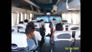 preview picture of video '2005 Egypt - Bus From Cairo, To Nuweiba in Sinai, on The Red Sea'