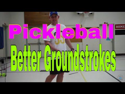 Better Groundstrokes