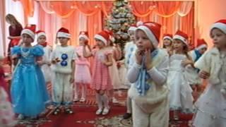 New Year dance Jingle bells - Новогодний танец Бубенцы