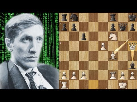 Bobby Fischer Dismantles the Greenblatt Computer