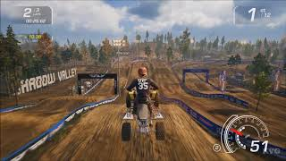 MX Vs ATV All Out   Shadow Valley (National)   Gameplay (HD) [1080p60FPS]