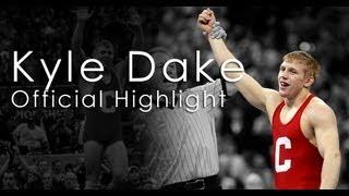Kyle Dake Career Highlight – Official