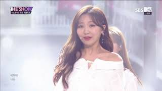 LOVELYZ, That Day [THE SHOW 180501]