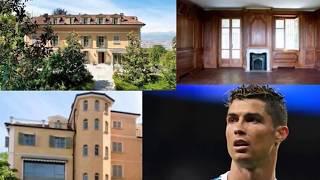 Cristiano Ronaldo's New House In Turin   Cristiano To Juventus 2018