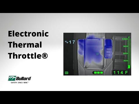 Bullard Electronic Thermal Throttle (ETT)