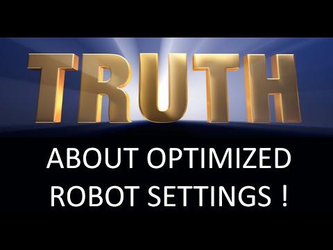 Robot a kereskedési volumen alapján