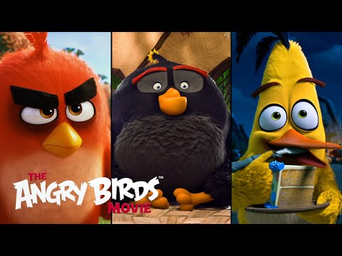 Commercial for The Angry Birds Movie, and The Grammys (2016) (Television Commercial)