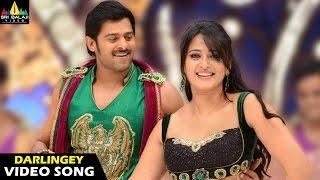 Mirchi Songs   Darlingey Video Song   Latest Telugu Video Songs   Prabhas, Anushka