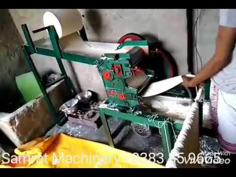 Chawmein Making Machine