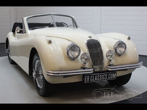 Video of '54 XK120 - Q4M0