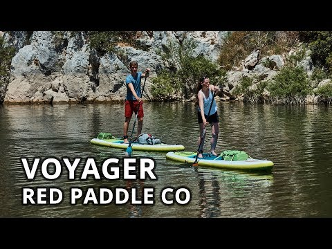 Red Paddle Co 2018 – Voyager and Voyager Tandem