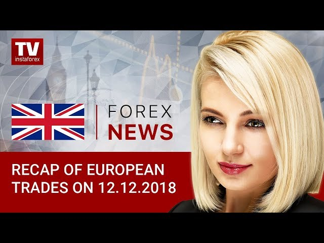 12.12.2018: Markets anticipate resignation of Theresa May: EUR/USD, CHF/USD, GBP/USD