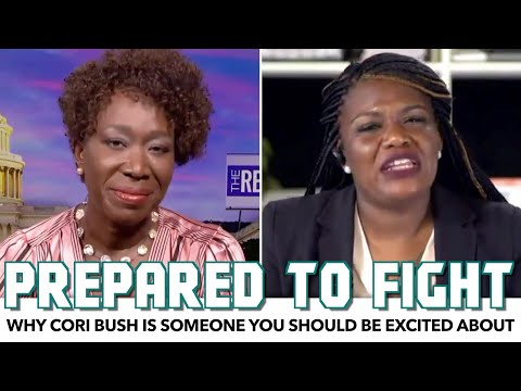Cori Bush Shows She's Prepared To Fight