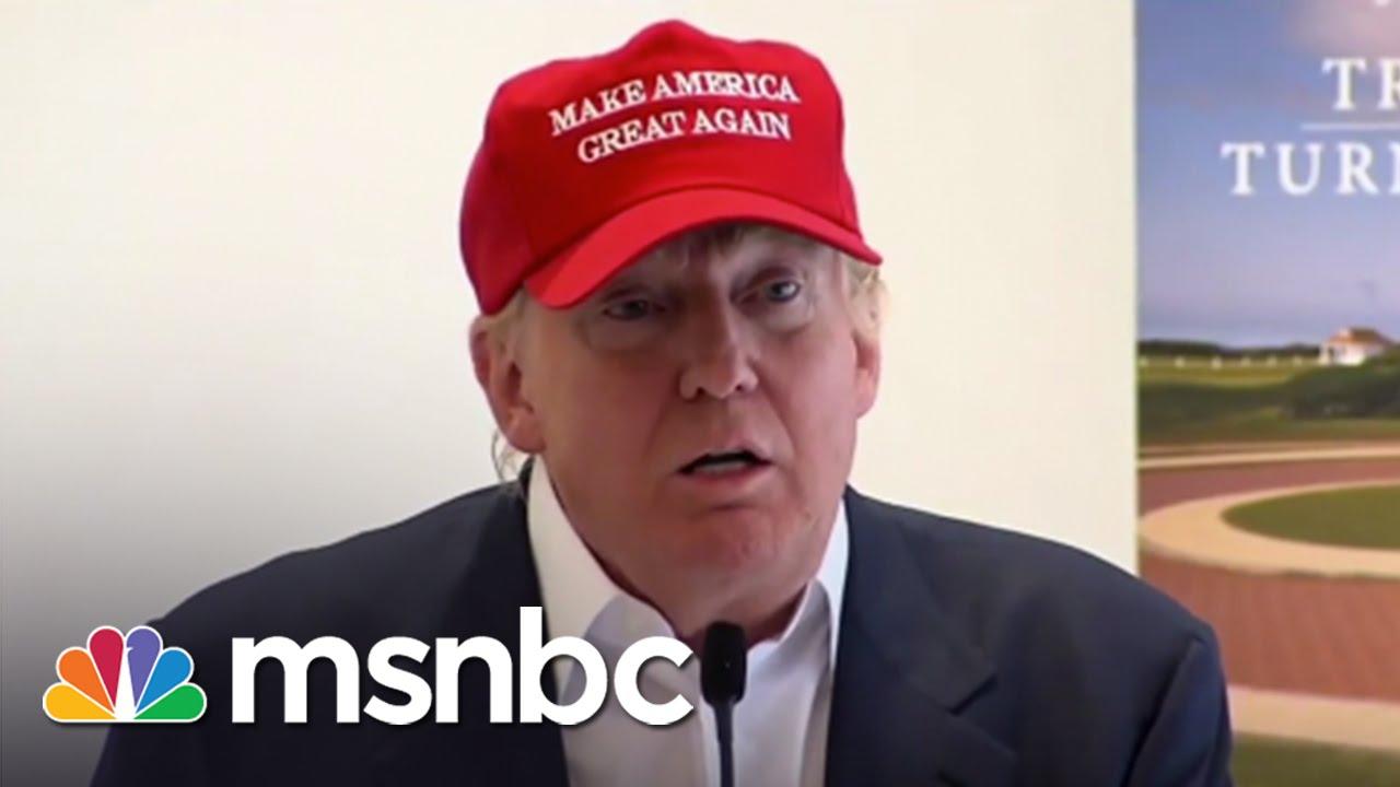 75% Of Latinos Have Negative View of Trump   msnbc thumbnail