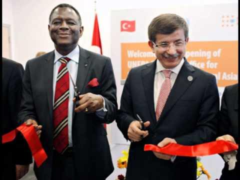 UNFPA Regional Office Opening in Istanbul