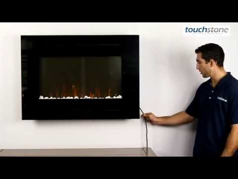 Touchstone 40-inch Forte Electric Fireplace