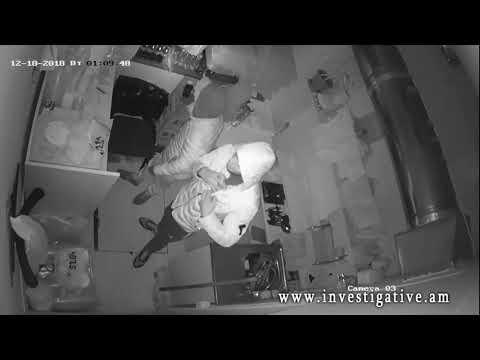 Գողություն՝ սննդի կետից (տեսանյութ)