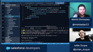 Modern App Development On Salesforce - Communicate between LWC components Using Events