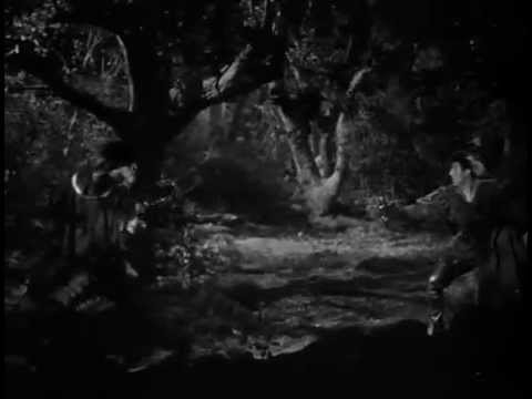 The Prince and The Pauper(1937) - Miles Hendon vs. Captain of The Guard