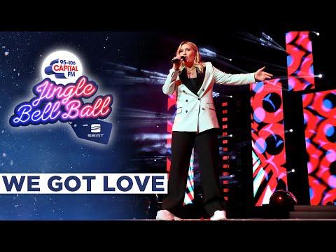 Sigala - We Got Love feat Ella Henderson (Live at Capital's Jingle Bell Ball 2019) | Capital