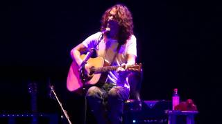 Chris Cornell House of Blues Dallas 4/3/2011 Two Drink Minimum