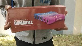Dumbbell Yoga LX 012-01 (1 Kg) Speeds