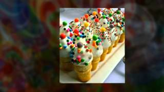 A Candy & Dessert Buffet Catering! Hollywood Candy Girls! Ca