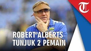 Laga PSIS Semarang vs Persib Bandung, Robert Alberts Tunjuk 2 Pemain