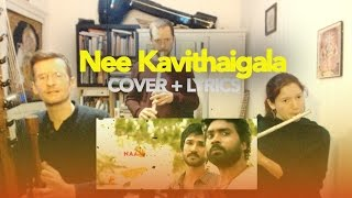 VincentWilkin 's cover for MaragathaNanayam NeeKavithaigal Releasing this Summer